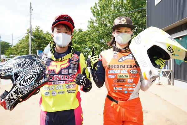 全日本MX選手権R4【レース結果】更新しました