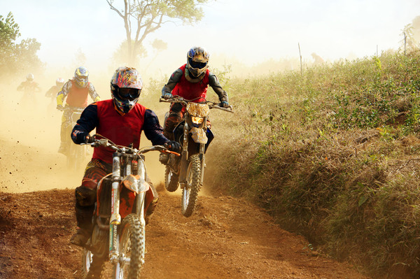 バイクのオフロードレースには何種類?代表的なレースを紹介